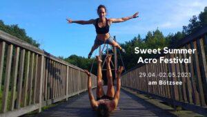 Sweet Summer Acro Festival 2021 @ Bötzsesee